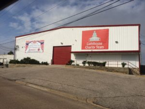 Galveston Lighthouse Charity Operations Center