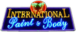 International Paint & Body