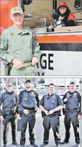 Lighthouse Charity Team supported First Responders at Lone Star Biker Rally