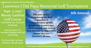 6th Annual Del Papa Memorial Golf Tournament