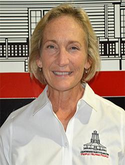 Debra Pease-Broom, Galveston Operations Center Officer of LCT