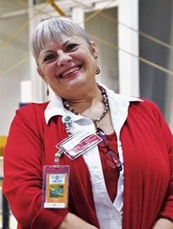 Denise Stevenson Secretary / Treasurer of LCT