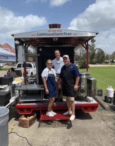 Hurricane Laura - LCT helps our Louisiana neighbors