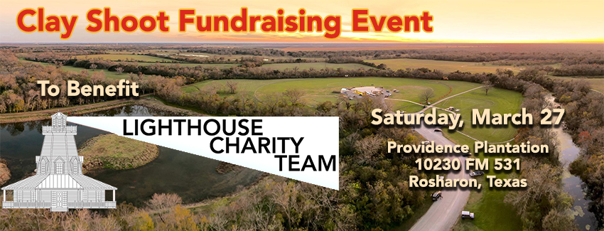 clay Shoot Fundraiser for Lighthouse Charity Team